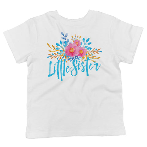 Little Sister Toddler Softstyle T-Shirt