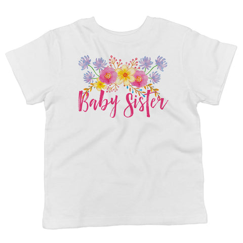 Baby Sister Toddler Softstyle T-Shirt