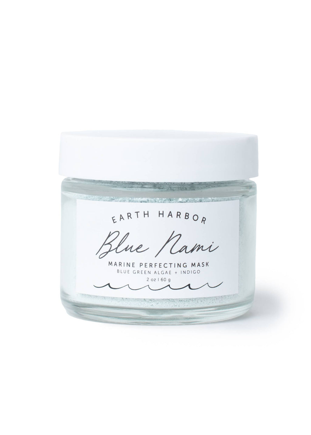 Blue Name Marine Perfecting Mask