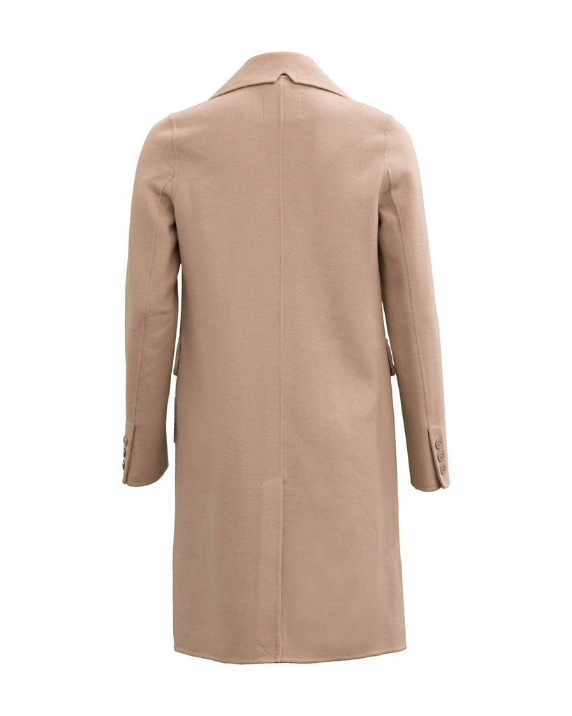 Rive Knee-Length Coat