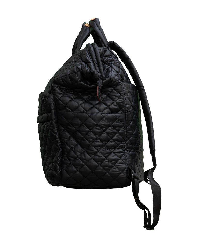 Top Handle Backpack