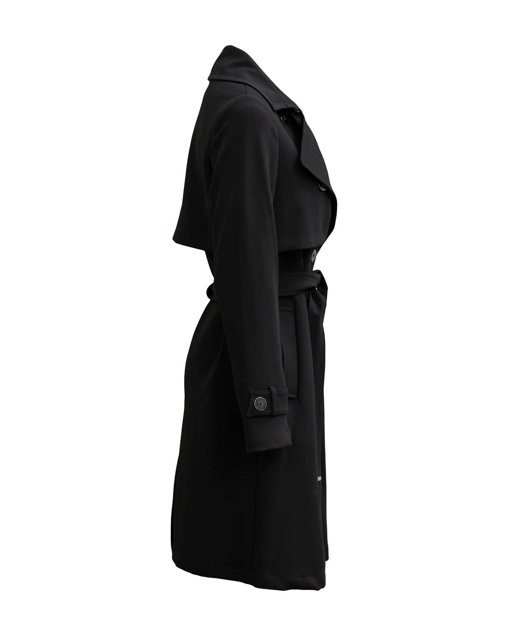 Antonina Double Breasted Coat