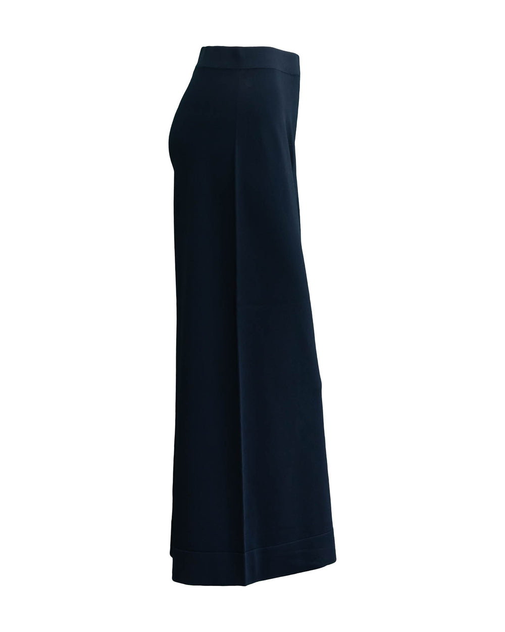 Pull-On Wide Leg Pant