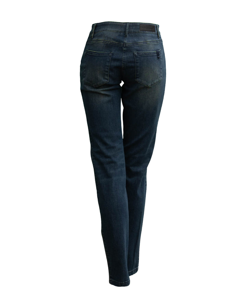 Side Piping Skinny Jean