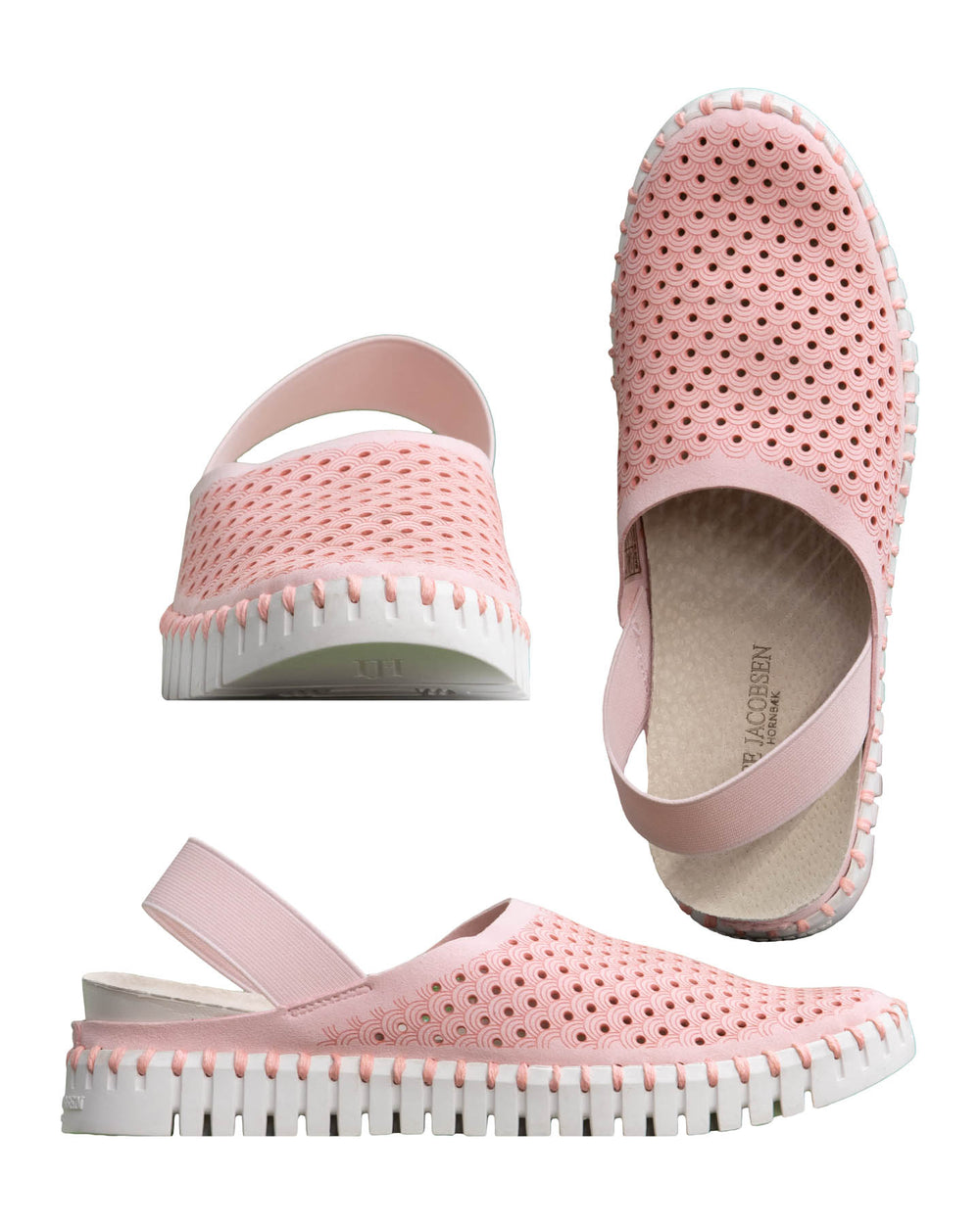 Ilse Jacobsen Backsling  Sneakers-Ballerina