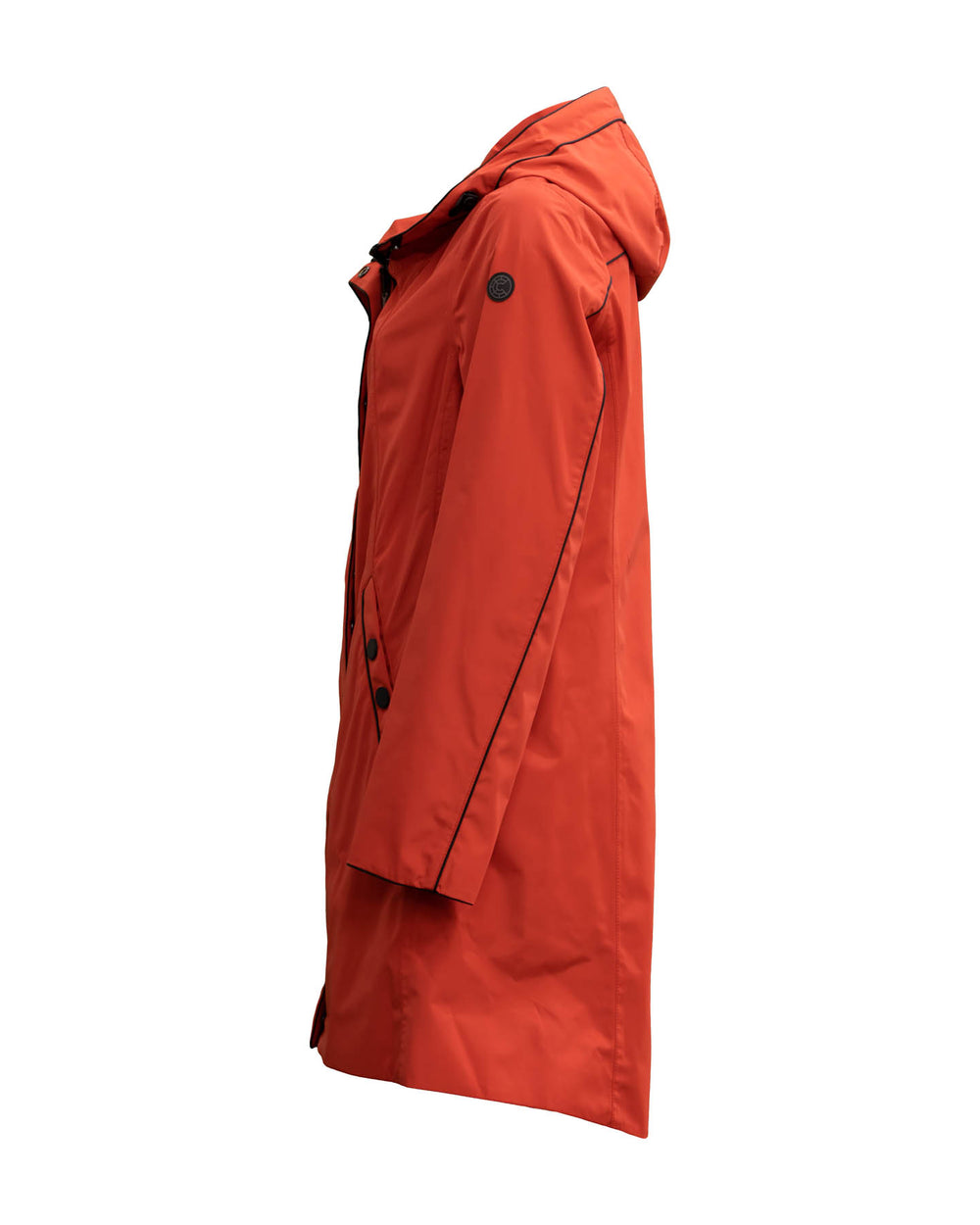 Heather Raincoat