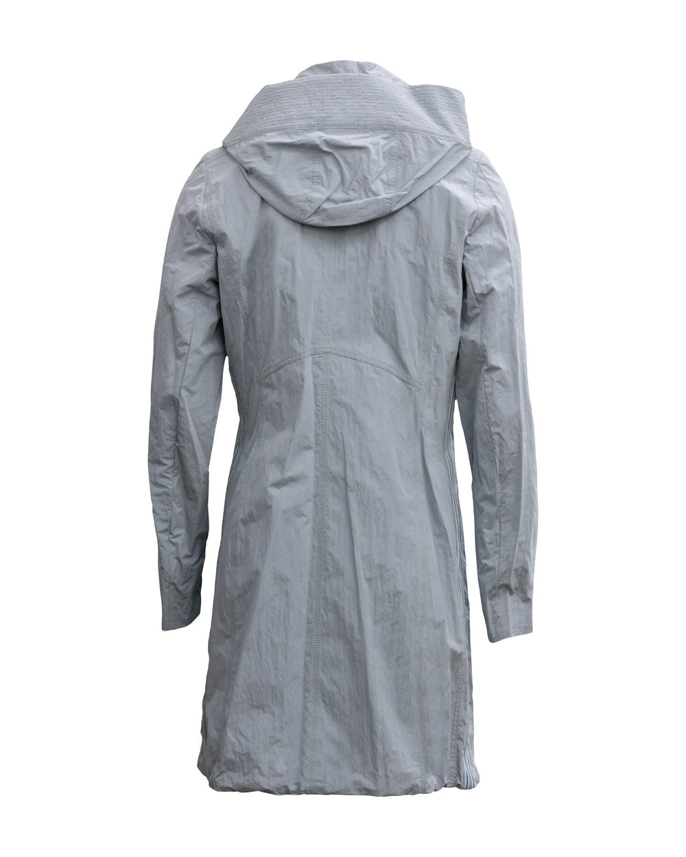 Detachable Hood Raincoat