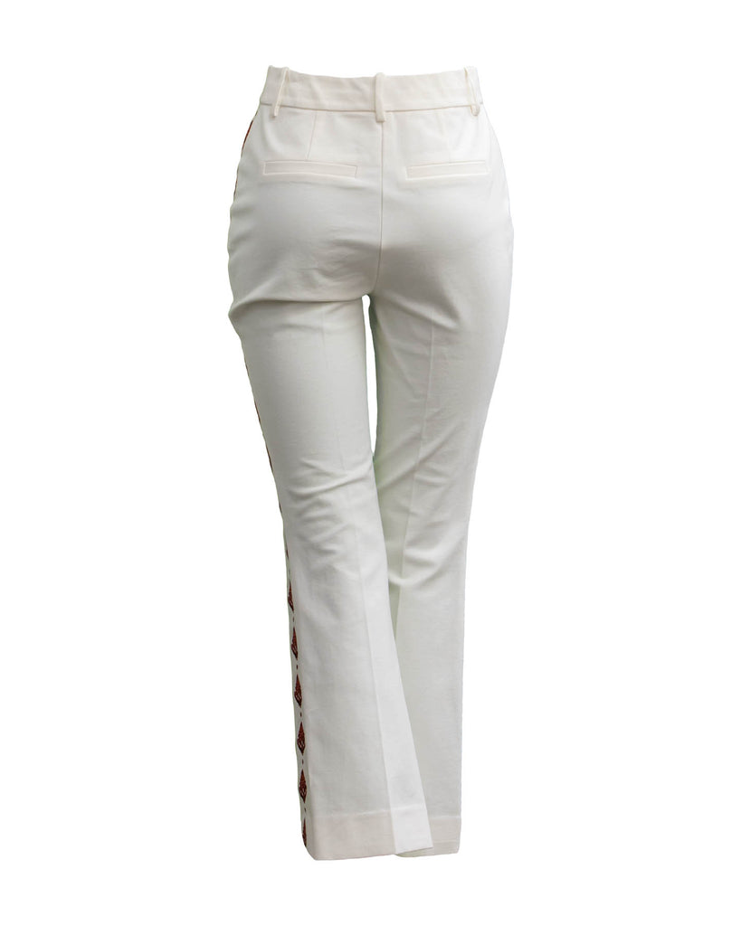Crosby Cropped Flare Pants