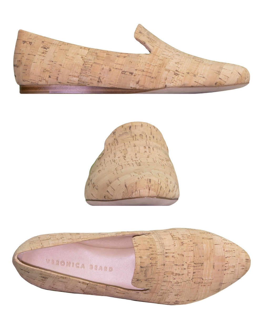 Natural Cork Loafer