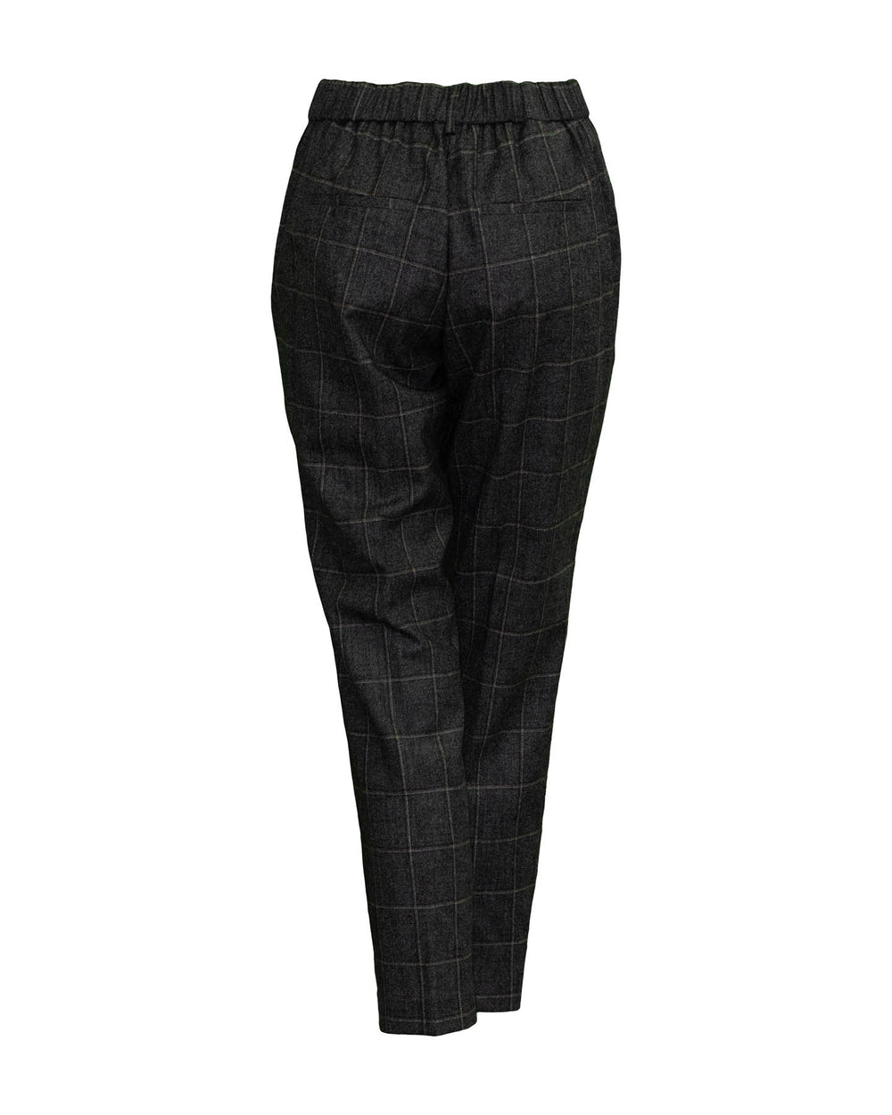 Square Pattern Ankle Pant