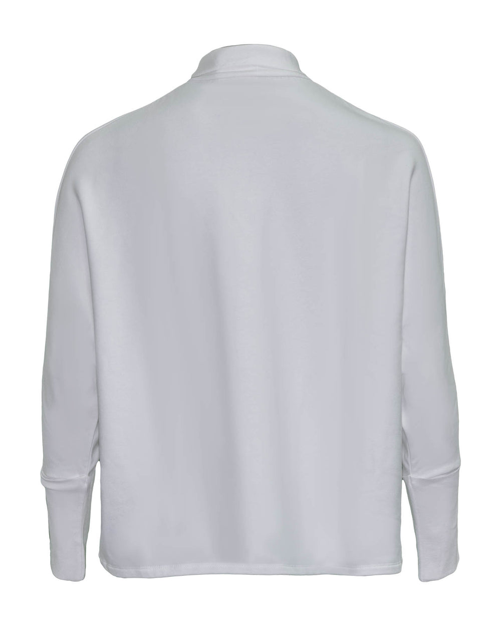 French Terry Turtleneck