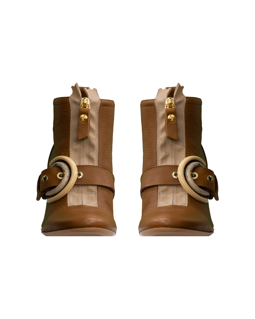 Chewy-Buckle Lowboot