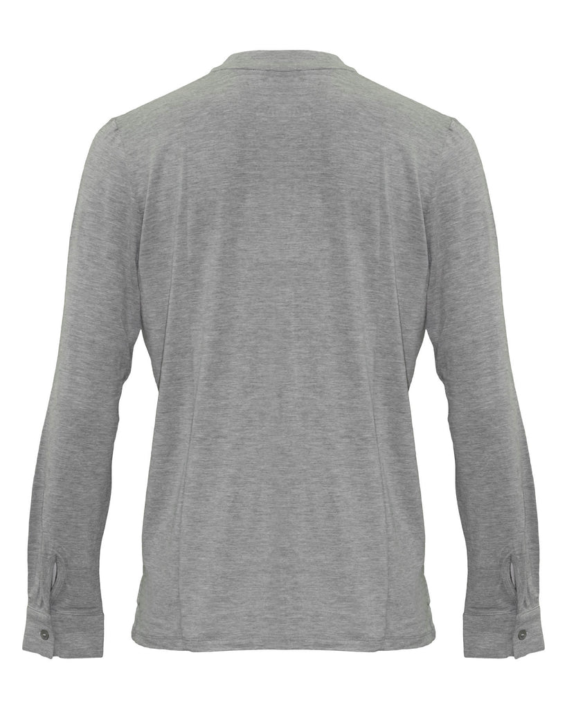 Soft Touch Henley Pullover