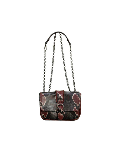 Le Pliage Large Shoulder Tote Red