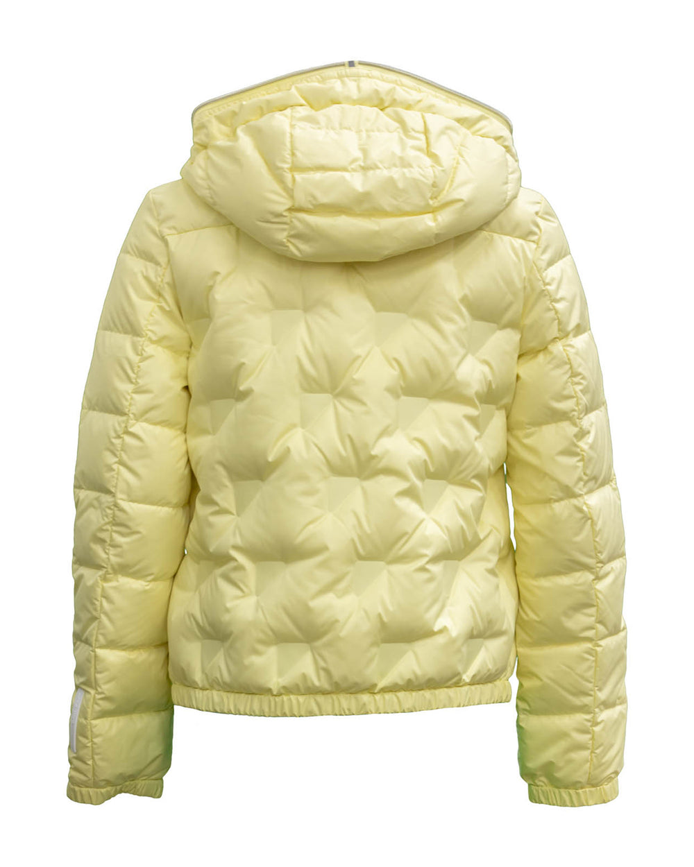 Hooded Lightweight Puffer Coat