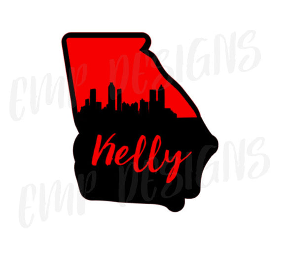 Atlanta Decal