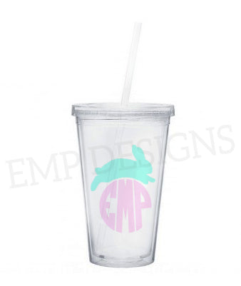 Personalized Easter Tumbler