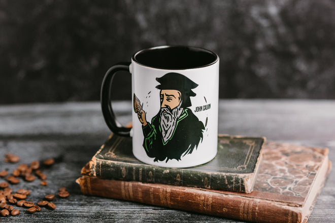 The Reformed (Calvinist) Coffee Mugs