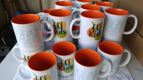 Church Mugs