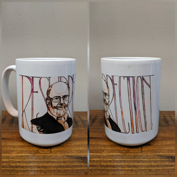 The N.T. Wright Resurrection Mug - Drinklings