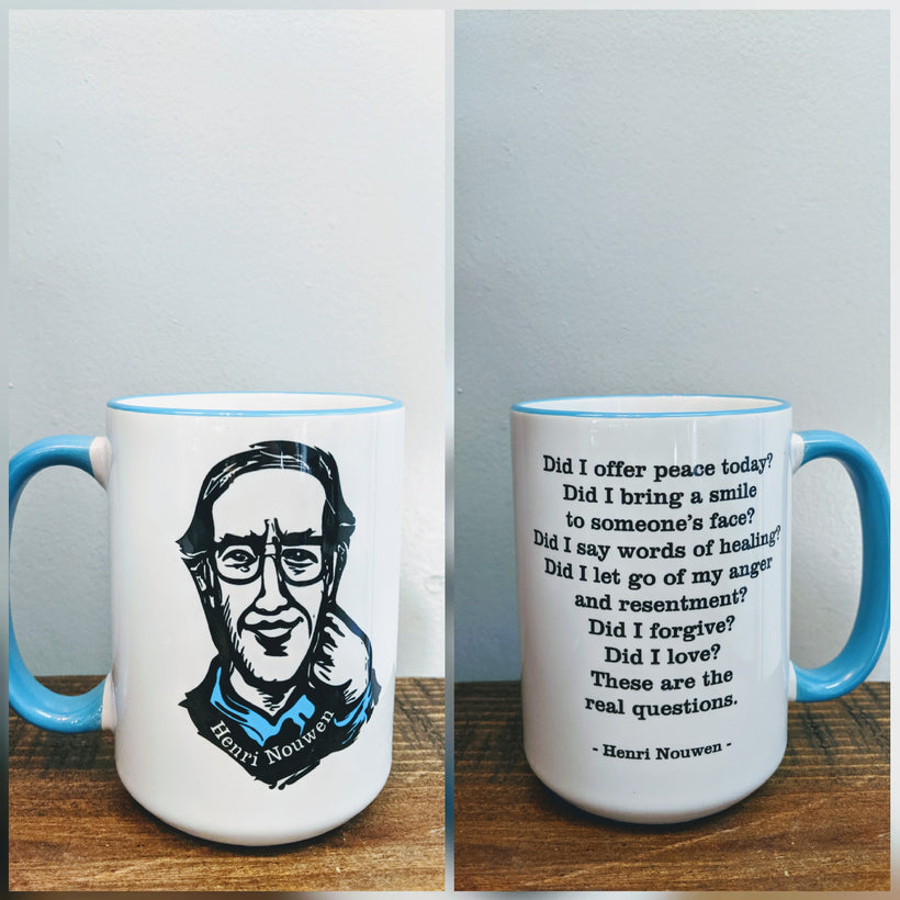 Catholic/Anglican Mugs
