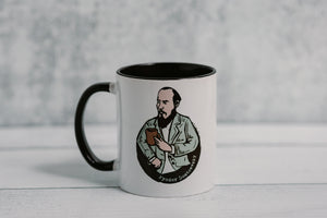 The Fyodor Dostoevsky Mug