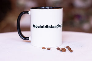 The Social Distancing Mug - Drinklings