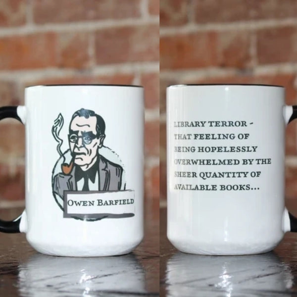 The Owen Barfield Mug - Drinklings