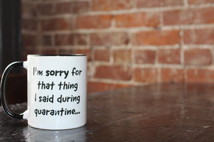 The Quarantine Mug - Drinklings
