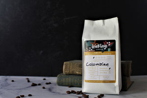 Colombian - A Bright, Sweet, and Fruity Coffee