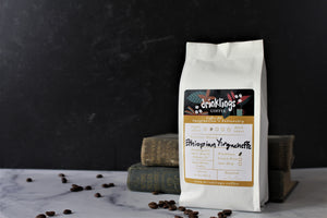 Ethiopian Yirgacheffe - A Floral and Fruity Coffee