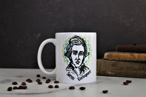The Soren Kierkegaard Mug