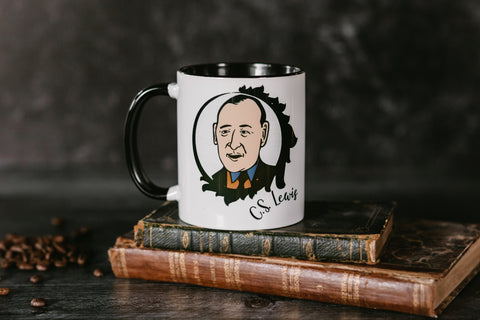 The C.S. Lewis Coffee Mug