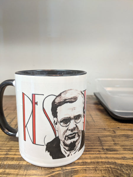The Dietrich Bonhoeffer Resistance Mug - Drinklings