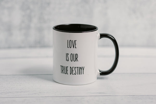 The Thomas Merton Mug - Love is Our True Destiny