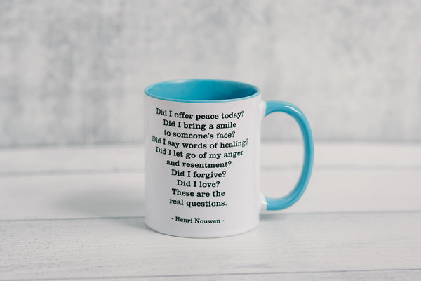 The Henri Nouwen Mug