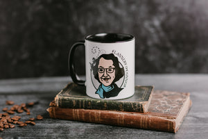 The Flannery O'Connor Mug