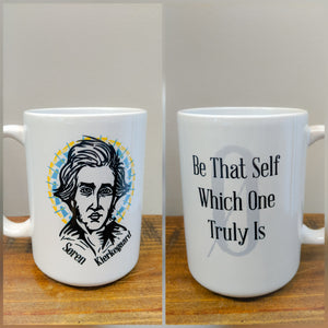 The Soren Kierkegaard Mug - Drinklings