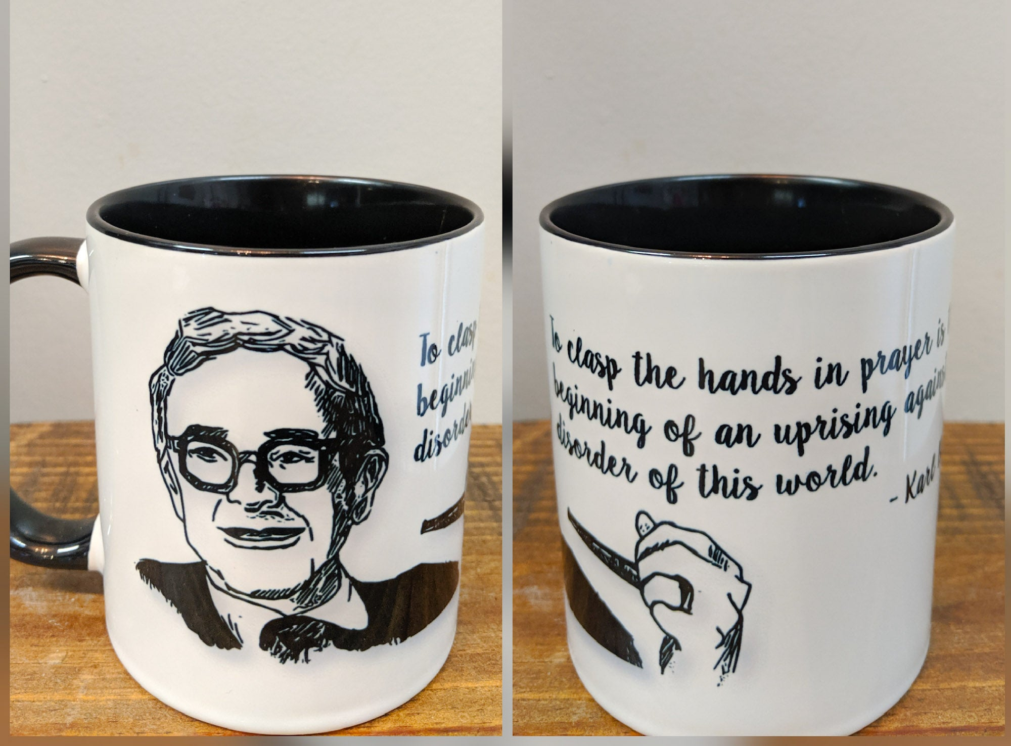 The Karl Barth Mug
