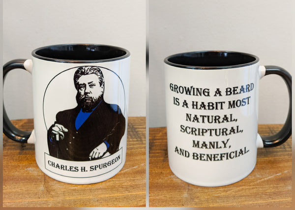 The Charles Spurgeon Coffee Mug - Drinklings