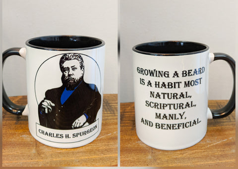 The Charles Spurgeon Coffee Mug