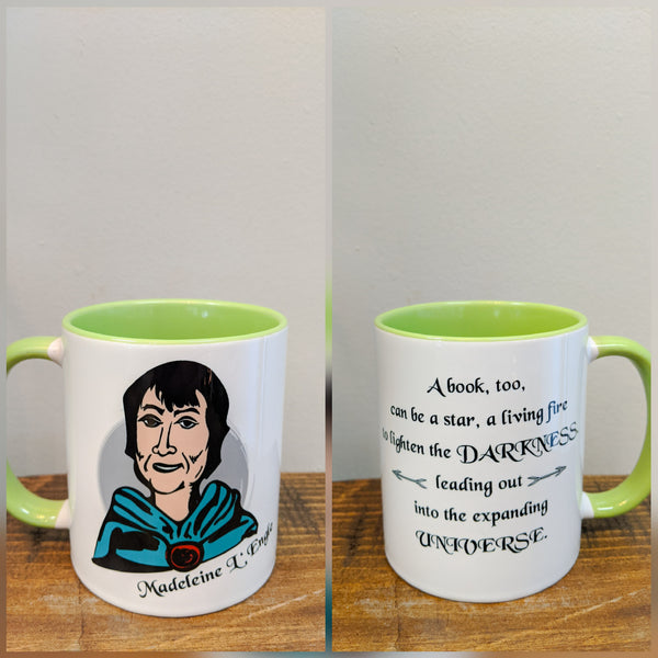 The Madeleine L'Engle Mug - Drinklings