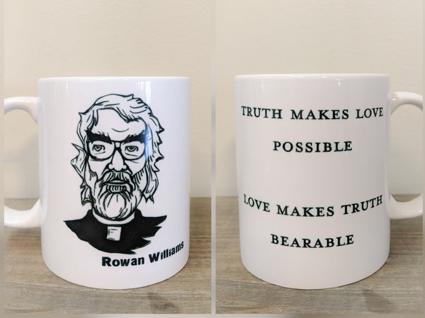 The Rowan Williams Mug - Drinklings