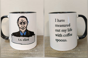 The T.S. Eliot Mug - Drinklings