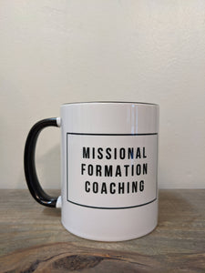 The Mission Formation Coaching Mug - Drinklings