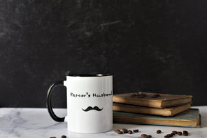 The Pastor's Husband Mug