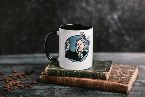 The John Wesley Mug - My Cup is Strangely Warmed