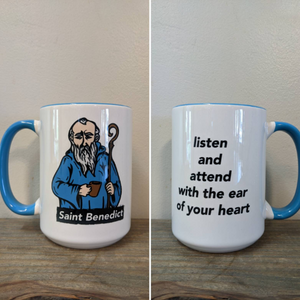 The Saint Benedict Mug - Drinklings
