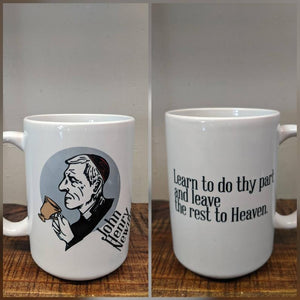 The John Henry Newman Mug - Drinklings