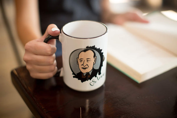 The C.S. Lewis Coffee Mug - Drinklings